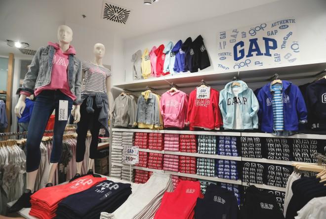 Legendarni Gap otvorio je novu trgovinu u Arena Centru