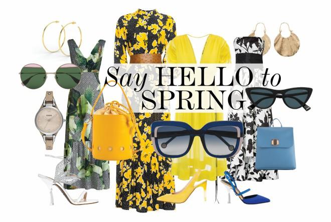 Pozdrav proljeću!