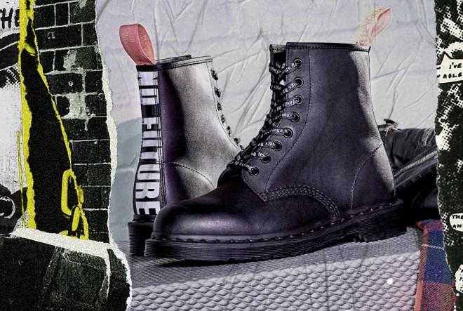 Glazba u službi mode –  Dr. Martens i Sex Pistols