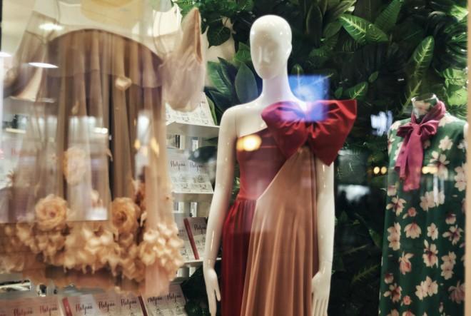 Prvi književno-modni izlog u Hrvatskoj
