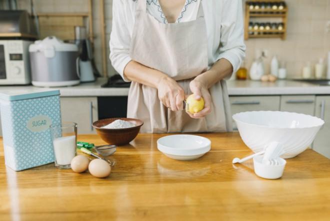 Jednostavni kolač od limuna