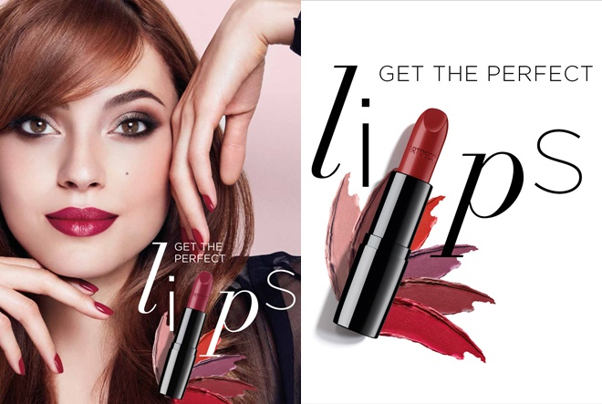 Artdeco Get the perfect lips kolekcija