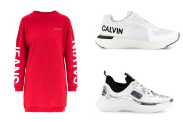 IT sportski komadi u bijeloj, crnoj i crvenoj boji
