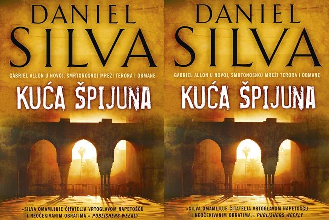 Jezovit pogled u globalne terorističke mreže u novom romanu Danijela Silve