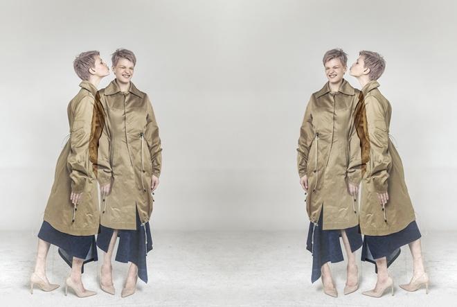 Modni dvojac KLISAB predstavlja kampanju za novu kolekciju
