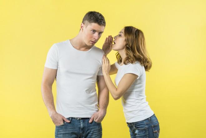 8 stvari koje ne smijete govoriti muškarcima