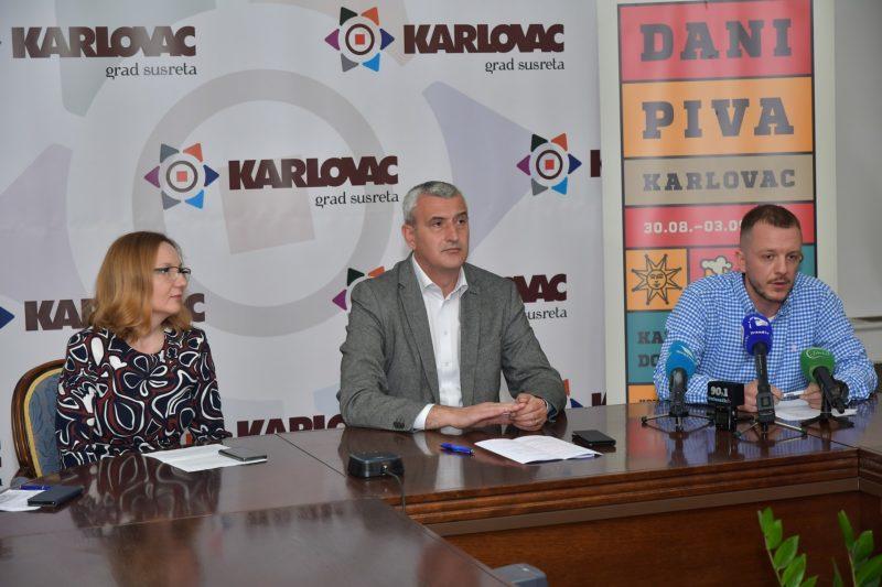 Novi koncept Dana piva Karlovac