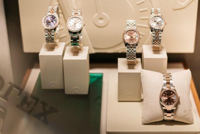 Rolex i Mamić 1970 predstavili su nove modele Rolex satova
