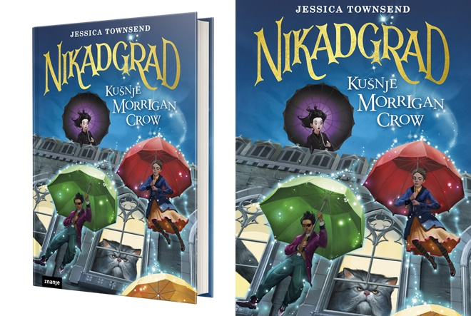Nikadgrad: Kušnje Morrigan Crow