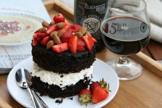 Čokolada i pivo kao idealan spoj za savršeni ljetni desert