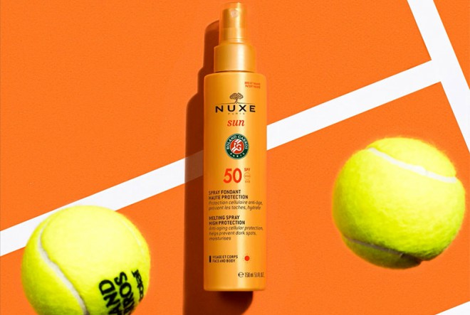 Predstavljamo NUXE Sun Topivi sprej za zaštitu od sunca