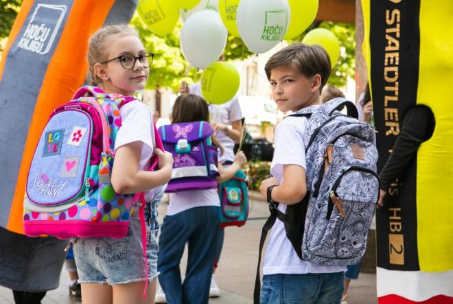 Savjeti za odabir školske torbe