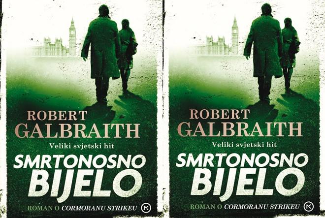 Četvrti naslov Roberta Galbraitha, iza čijeg se pseudonima skriva slavna autorica J.K. Rowling