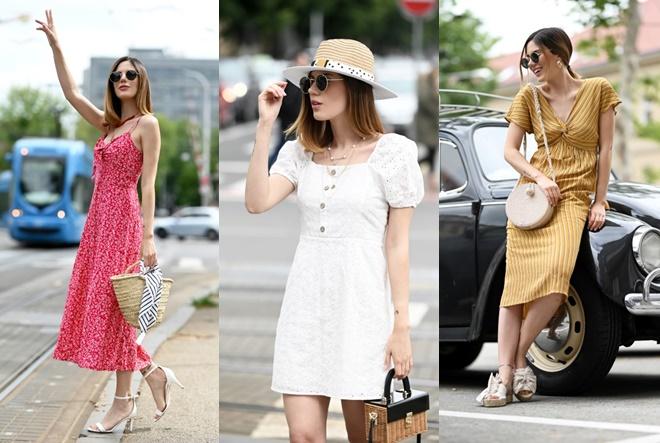 Tri outfita za vruće ljetne dane