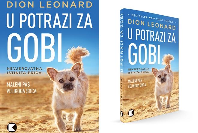 """""""U potrazi za Gobi"""" je divna priča o maratoncu i njegovoj ljubimici"""