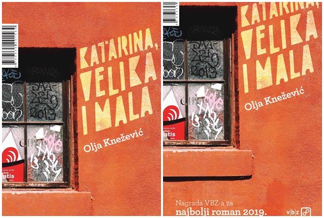 Olja Knežević: Katarina, Velika i Mala