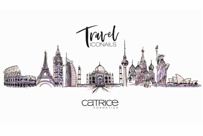 Stigla CATRICE Limitirana kolekcija Travel ICONails