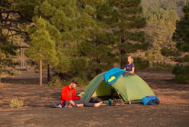 Idemo na kampiranje!