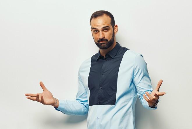 Mala dvorana Doma sportova ugostit će 2. listopada našeg najpopularnijeg komičara
