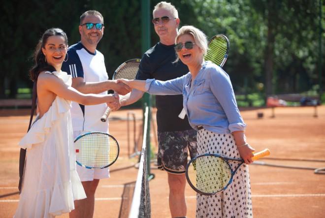 Sportsko zabavni vikend u Hugo's-u povodom održavanja teniskog turnira Hugo's Open Business Cup