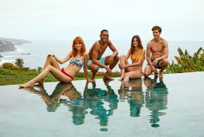 Springfield ljetna kampanja kupaćih kostima za vode bez plastike