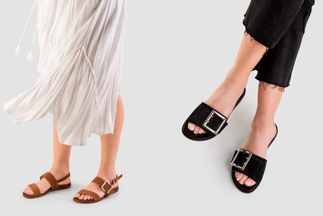 Guliver ravne sandale imaju ljetni wow efekt