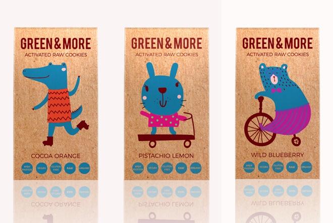 Green&More RAW aktivirani kolačići