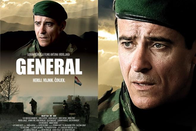 General: Najiščekivaniji hrvatski film