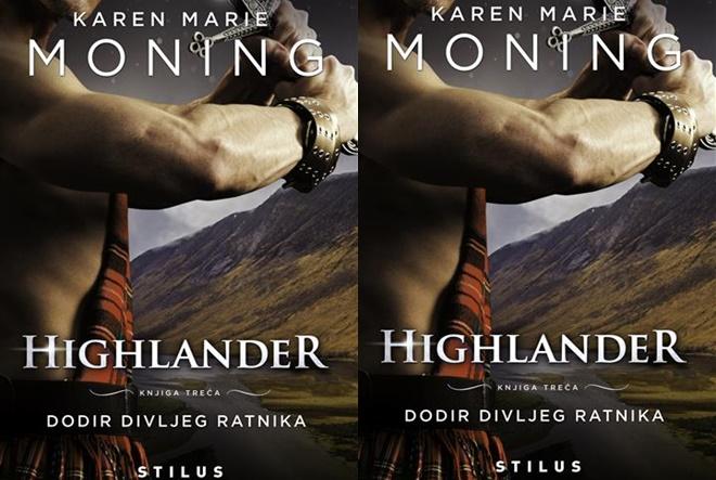 Karen Marie Moning: Dodir divljeg ratnika