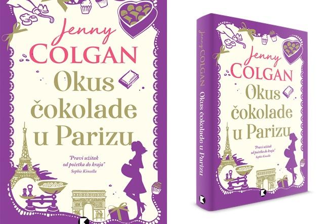 """Roman """"Okus čokolade u Parizu"""" upravo je ono što kaže naslov"""