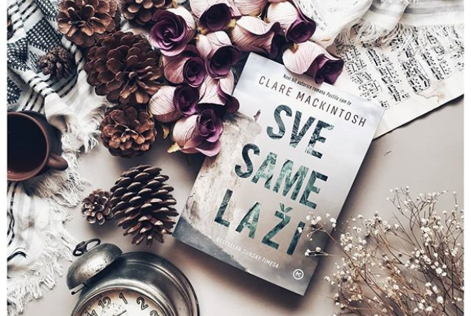 Clare Mackintosh: Sve same laži