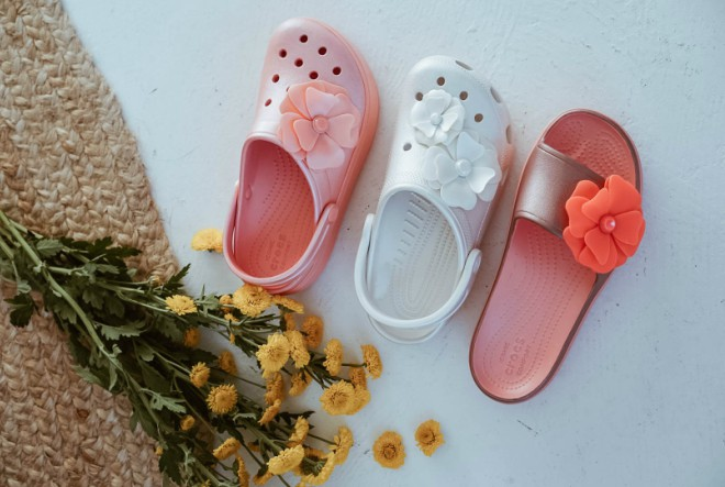 Crocsice u cvijeću!