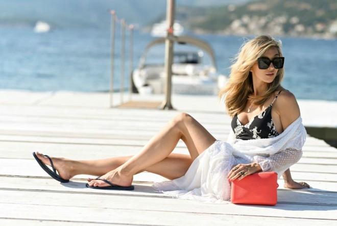 Rita Rumora – modna inspiracija za plažu