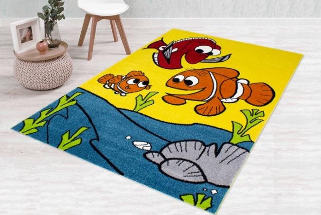 Kako odabrati tepih za dječju sobu?