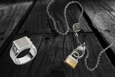 Diesel predstavlja Pillar, Concrete i Cutout Mohican kolekcije nakita