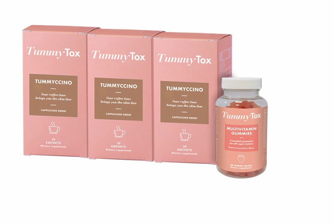 TummyTox predstavio proizvode za povratak u stvarnost