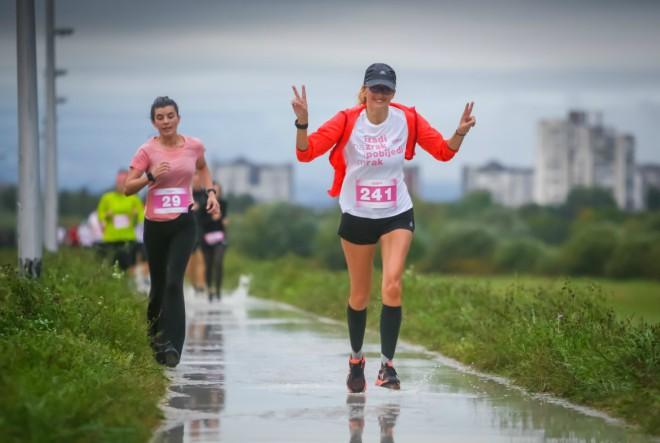 Održana utrka Europa Donna Zagreb Pink Run