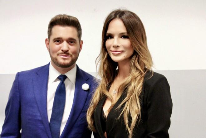 Michael Bublé i Severina upoznali se u Zagrebu
