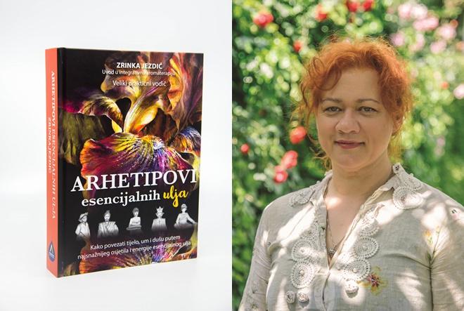 Zrinka Jezdić: Arhetipovi esencijalnih ulja