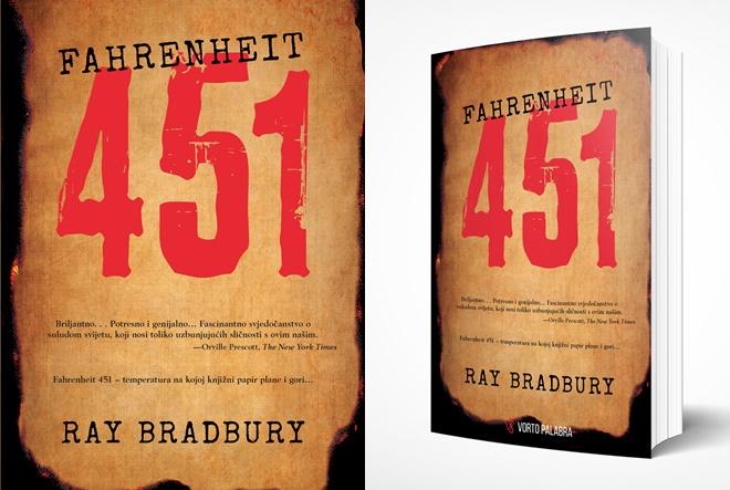 Novo izdanje klasika Fahrenheit 451