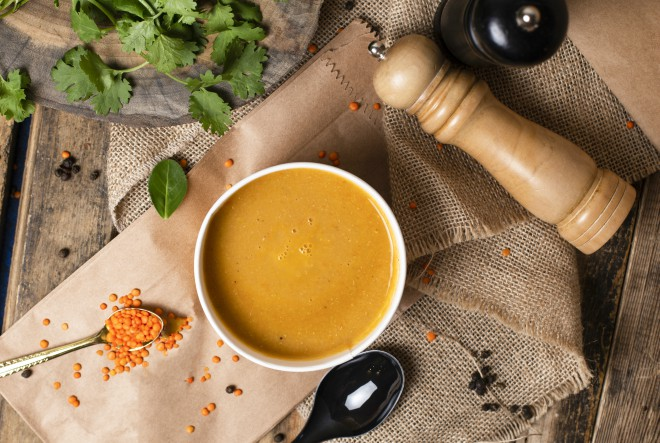 Pikantna krem juha od bundeve