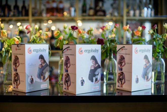 Ergobaby je predstavio nosiljku dizajniranu posebno za novorođenčad
