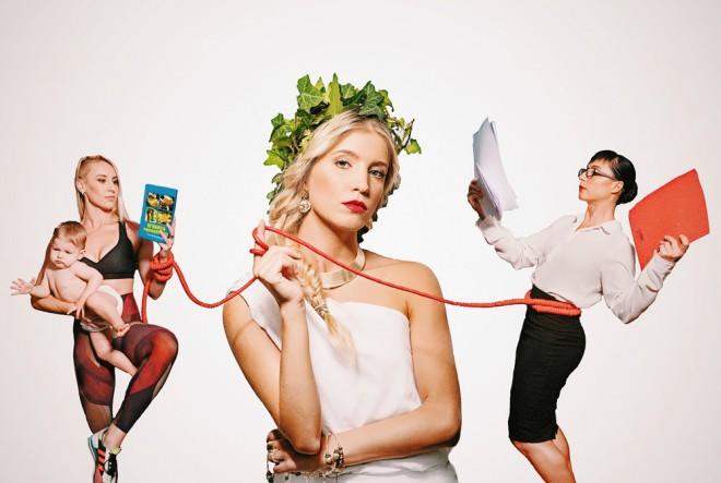 Pokreti triju prekrasnih žena donose novu hit predstavu