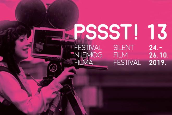 Posjetite 13. PSSST! Festival nijemog filma
