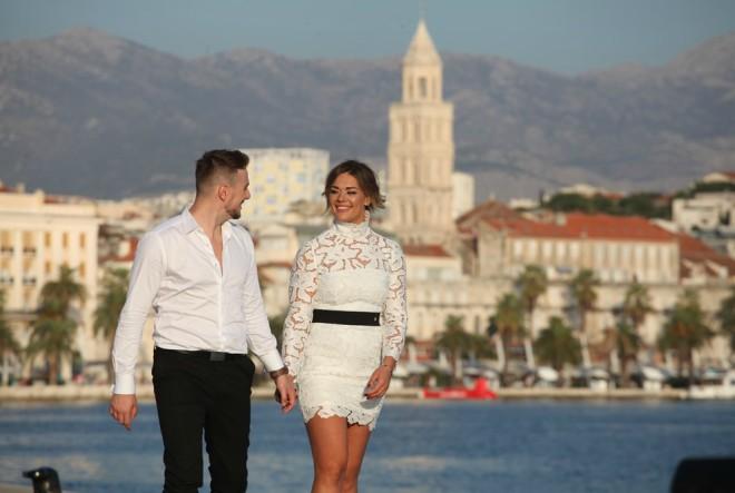 Sandra Perković zvijezda je novog romantičnog spota grupe Best