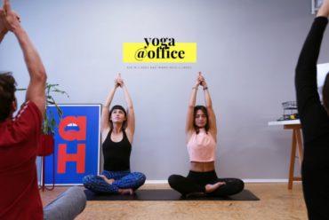 Novi projekt mladih učiteljica doveo je jogu u zagrebačke urede
