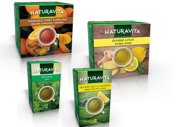 Novo ruho Naturavita čaja u suradnji s mladim umjetnikom