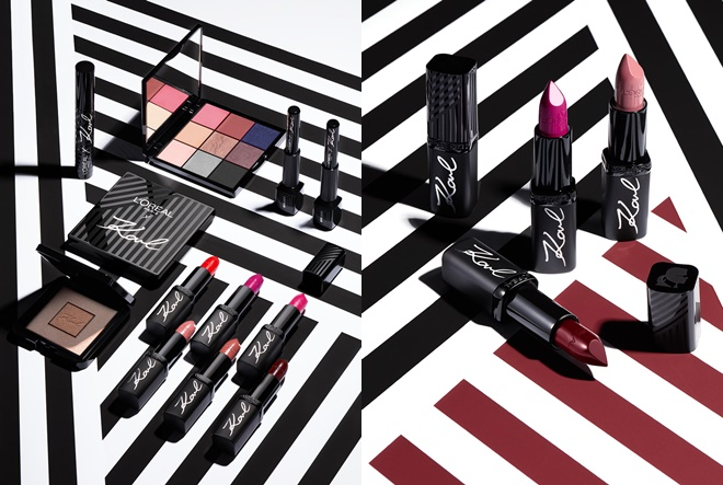 KARL LAGERFELD X L'ORÉAL PARIS – limitirana make up kolekcija