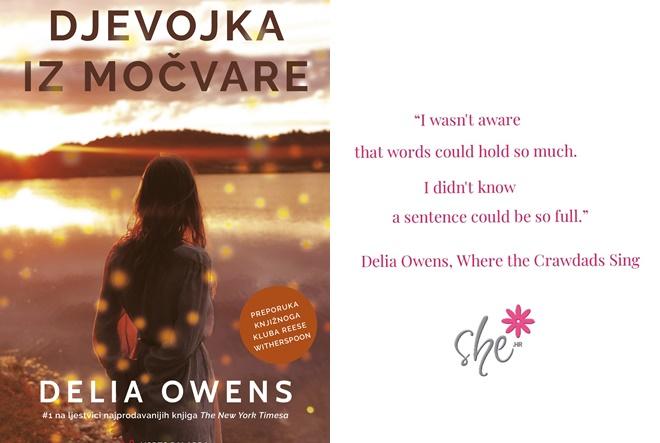 Djevojka iz močvare – Svjetska književna senzacija o odrastanju i ljubavi