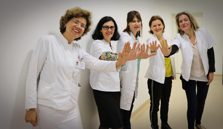 Pet žena u borbi za muško zdravlje! Stop raku prostate!